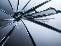 Broken Mirror Royalty Free Stock Image