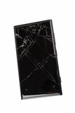 Broken mobile phone. Isolated on white background royalty free stock photos