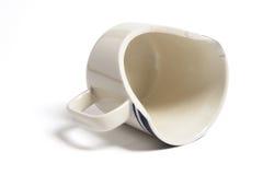 Broken Mug Royalty Free Stock Photos