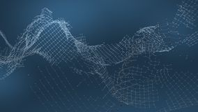 Broken network connection` visualisation. stock illustration