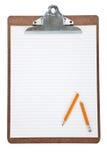 Broken Pencil Stock Image