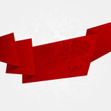 Broken red band Royalty Free Stock Photos