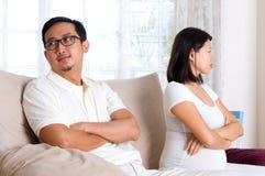 Broken relationship Royalty Free Stock Images
