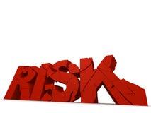 Broken risk Stock Photo