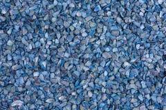 Broken sea shell pieces Royalty Free Stock Photos