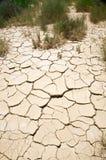 Broken soil Royalty Free Stock Photos