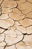 Broken soil detail Stock Images
