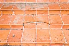 Broken steps Stock Images