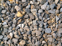 Broken stones Royalty Free Stock Photography