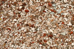 Broken stones background Royalty Free Stock Images