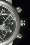 Broken stopwatch Stock Photography