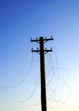 Broken Supply of Electricity Royalty Free Stock Photos