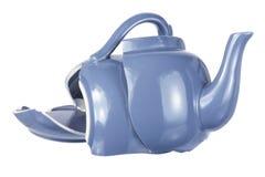 Broken Teapot Stock Photos