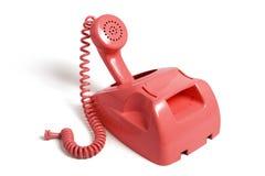 Broken Telephone Stock Photo