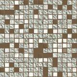 Broken tile Royalty Free Stock Image