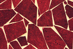 Broken tiles background Stock Photo