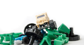 Broken toys Royalty Free Stock Image