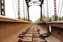 Broken Track Royalty Free Stock Image