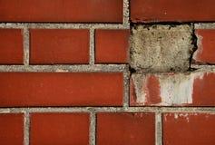 broken vägg Arkivfoton