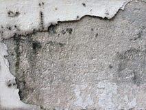 broken vägg Fotografering för Bildbyråer