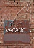 Broken vacancy Stock Photos