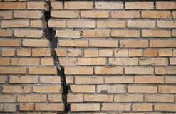 Broken Wall Stock Photography