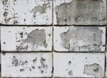 Broken wall. Background Royalty Free Stock Images