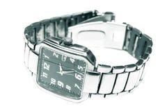 broken watchwrist Royaltyfri Foto