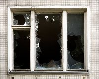 Free Broken Window Stock Images - 2850574