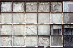 Broken window Royalty Free Stock Photography