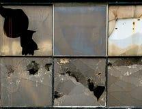 Broken windows Royalty Free Stock Photography