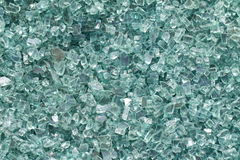 Broken Windshield Above. A medium shot of broken glass from above Royalty Free Stock Photo