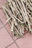 Broken Wood Royalty Free Stock Images