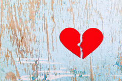 Brokenhearted Royalty Free Stock Image