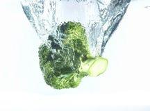 Brokkoli lizenzfreie stockbilder