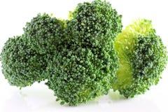Brokkoli-Nahaufnahme Lizenzfreie Stockfotografie