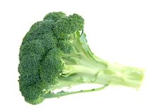 brokuł zieleń Fotografia Stock