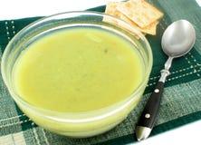 - brokuł zupy obrazy stock