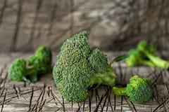 brokuły, świeże Obraz Royalty Free