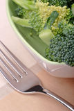 brokuły, świeże zdjęcie royalty free
