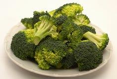 brokuły, świeże Zdjęcia Stock