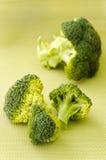 brokuły świezi Obrazy Royalty Free