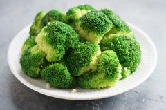 brokuły dekatyzujący Fotografia Royalty Free