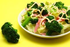 brokuły sałatkowi Zdjęcia Stock