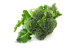 brokuły Zdjęcia Stock