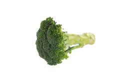 brokuły odizolowywali Zdjęcie Royalty Free