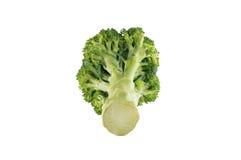 brokuły odizolowywali Zdjęcia Royalty Free