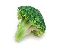 brokuły odizolowywali biel Zdjęcie Stock