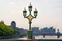 brolampor london Arkivbilder