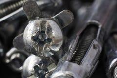 Brolly скрепляет болтами отладки Стоковое Фото